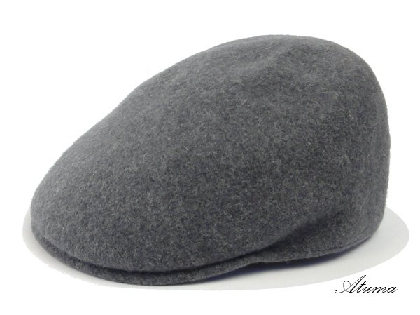 Kangol 507 Seamless Wool Black