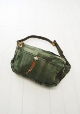 EARLY MORNING×NASNGWAM DAILY WAIST BAG Lサイズ<img class='new_mark_img2' src='https://img.shop-pro.jp/img/new/icons50.gif' style='border:none;display:inline;margin:0px;padding:0px;width:auto;' />