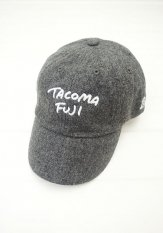 TACOMA FUJI RECORDS(タコマフジレコード) TACOMA FUJI HANDWRITING WOOL CAP カラー:グレイ