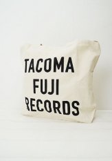 TACOMA FUJI RECORDS(タコマフジレコード) TYPOGRAPHY TOTE designed by Jerry UKAI<img class='new_mark_img2' src='//img.shop-pro.jp/img/new/icons50.gif' style='border:none;display:inline;margin:0px;padding:0px;width:auto;' />