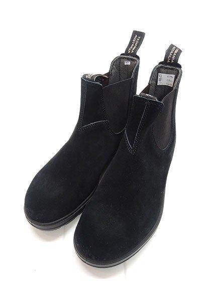 BLUNDSTONE(ブランドストーン) サイドゴアブーツ カラー:ブラック