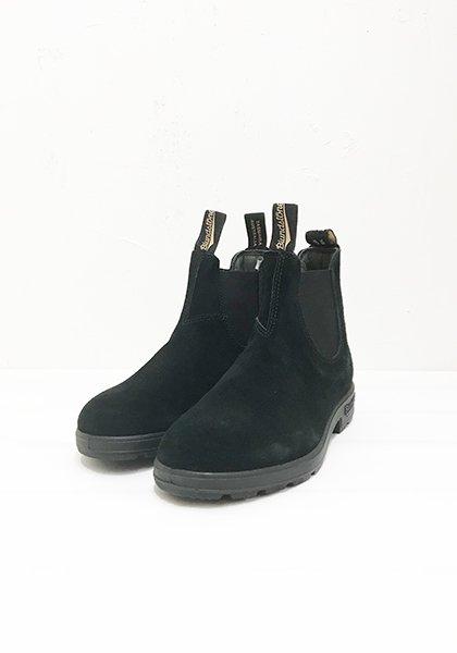BLUNDSTONE(ブランドストーン) サイドゴアブーツ #1455 カラー:ブラック