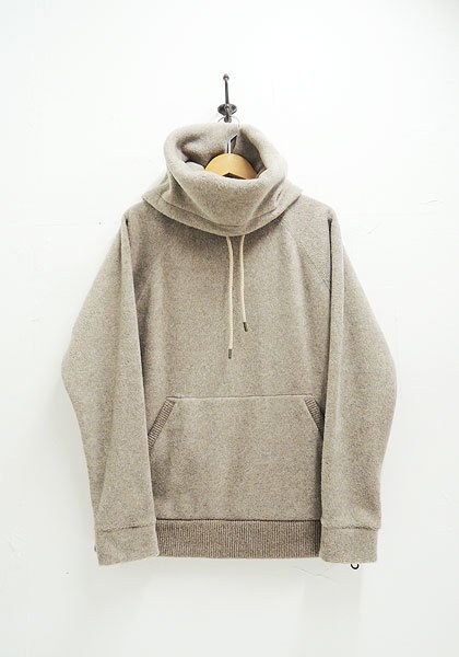 VOO(ヴォー) SEEK別注FLEECE TURTLE HOO...