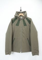 NASNGWAM(ナスングワム) SUNSHINE PARKA / シンサレート中綿入りジャケット カラー:オリーブ<img class='new_mark_img2' src='https://img.shop-pro.jp/img/new/icons50.gif' style='border:none;display:inline;margin:0px;padding:0px;width:auto;' />