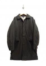 KELEN(ケレン)  TOOL POCKET COAT / ステンカラーコート カラー:ブラック