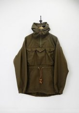 GYPSY&SONS(ジプシーアンドサンズ) VENTILE COTTON ANORAK JK  /アノラックマウンテンパーカー カラー:カーキ<img class='new_mark_img2' src='https://img.shop-pro.jp/img/new/icons50.gif' style='border:none;display:inline;margin:0px;padding:0px;width:auto;' />
