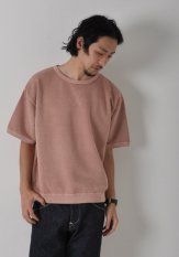 GYPSY&SONS(ジプシーアンドサンズ) French terry S/S SWEAT カラー:ピンク