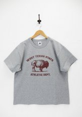 TACOMA FUJI RECORDS(タコマフジレコード) WEST TEXAS STATE ATHLETIC DEPT.  designed by MATT LEINES