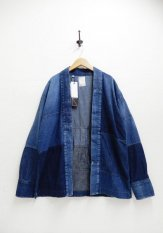 SOULIVE(ソウライブ) RANRU DENIM HAORI/羽織り<img class='new_mark_img2' src='//img.shop-pro.jp/img/new/icons50.gif' style='border:none;display:inline;margin:0px;padding:0px;width:auto;' />
