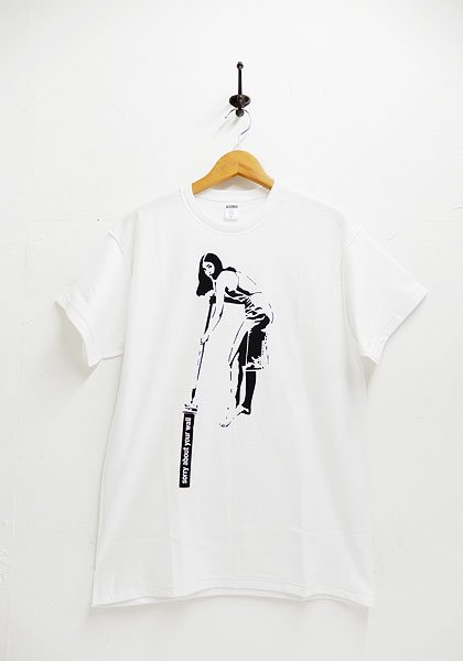 BLANKS/ブランクス   SORRY ABOUT YOUR WALL TEE
