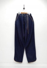 NASNGWAM(ナスングワム) SNYDER PANTS / テーパードイージーパンツ <img class='new_mark_img2' src='https://img.shop-pro.jp/img/new/icons50.gif' style='border:none;display:inline;margin:0px;padding:0px;width:auto;' />