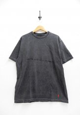 VOO(ヴォー) HNT SP TEE/日向秀和25周年イベントTEE カラー:ダメージブラック【レターパック510対応】<img class='new_mark_img2' src='https://img.shop-pro.jp/img/new/icons50.gif' style='border:none;display:inline;margin:0px;padding:0px;width:auto;' />