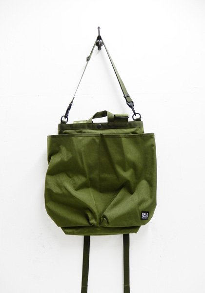 HALF TRACK PRODUCTS(ハーフトラックプロダクツ) BIG POCKET TOTE