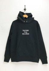 TACOMA FUJI RECORDS(タコマフジレコーズ)  TACOMA FUJI ZEBRA PATTERN HOODIE カラー:ブラック