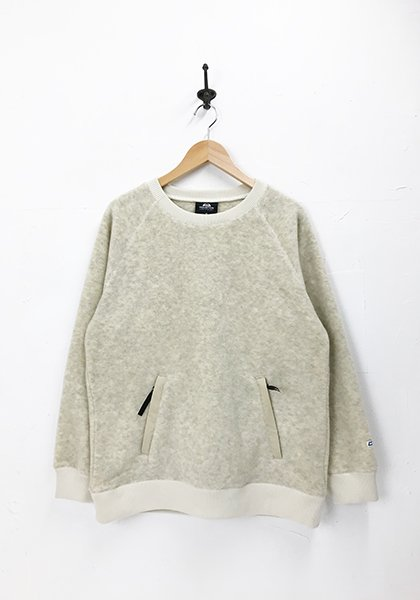 MOUNTAIN EQUIPMENT / マウンテンイクイップメント HEATHER FLEECE SWEATER カラー:オートミール<img class='new_mark_img2' src='https://img.shop-pro.jp/img/new/icons50.gif' style='border:none;display:inline;margin:0px;padding:0px;width:auto;' />