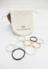 TsunaiHaiya(ツナイハイヤ)  LOOSE RING / ルーズリング