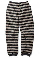 GREEN CLOTHING(グリーンクロージング) WOOL FLANNEL PANTS カラー:ボーダー