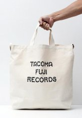 TACOMA FUJI RECORDS(タコマフジレコード) TACOMA FUJI TOTE 2018 designed by Jerry UKAI