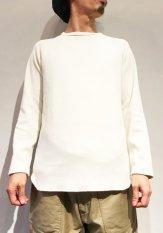 SPINNER BAIT(スピナーベイト) サーマルボンバーヒートラグランクルー カラー:ホワイト