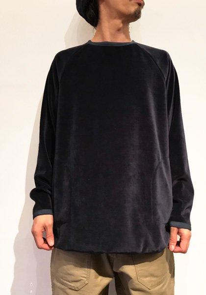 SPINNER BAIT(スピナーベイト) ベロアカットソー カラー:ネイビー