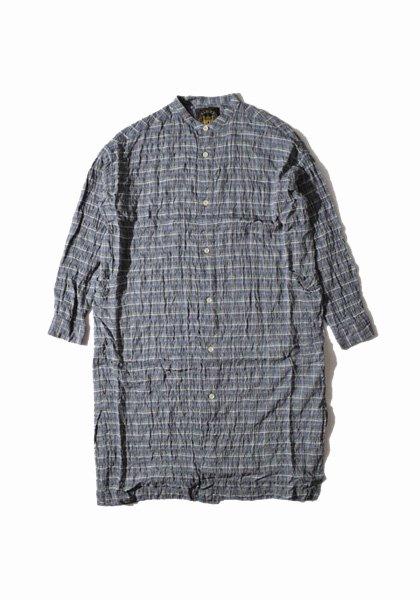 ALDIES(アールディーズ) スキルロングシャツ  カラー:グレイ