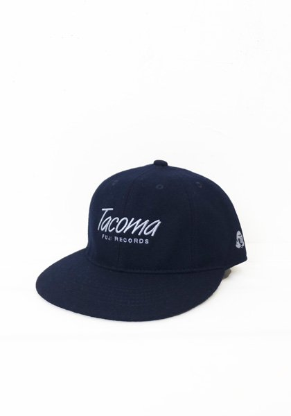 TACOMA FUJI RECORDS (タコマフジレコード) SP CAP 2019 designed by Satoshi Suzuki カラー:ネイビー
