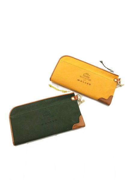 holo Campers Wallet L / キャンパーズウォレット エル