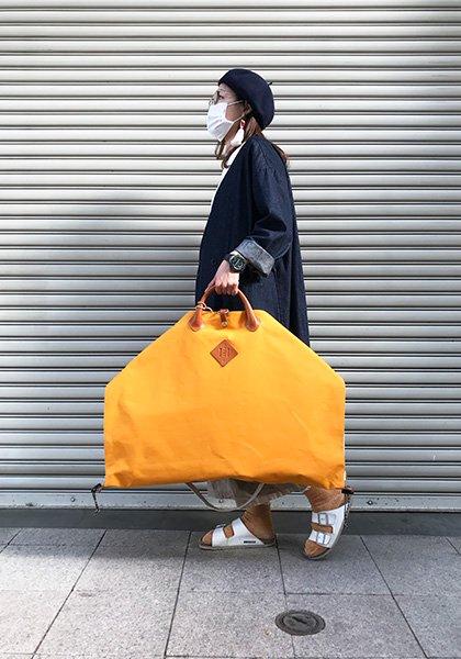 holo Lamberjack Tote / ランバージャックトート カラー:ペリカンオレンジ