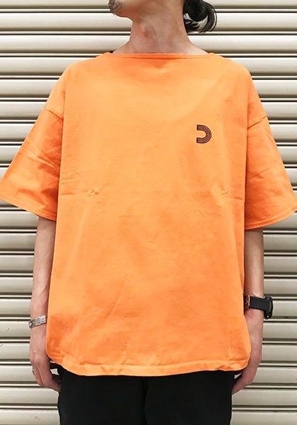 HALF TRACK PRODUCTS(ハーフトラックプロダクツ)  ボートネックビッグTシャツ