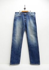 NASNGWAM(ナスングワム) LOCAL DENIM PANTS カラー:ユーズドウォッシュ<img class='new_mark_img2' src='https://img.shop-pro.jp/img/new/icons50.gif' style='border:none;display:inline;margin:0px;padding:0px;width:auto;' />