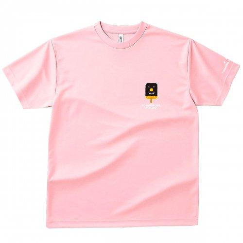 【卓球 Tシャツ】Penholderくん【ライトピンク】