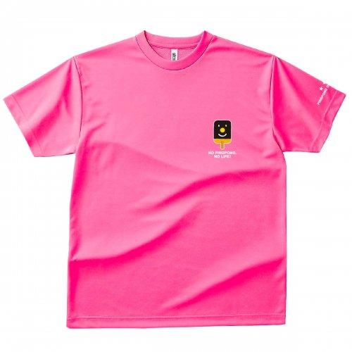 【卓球 Tシャツ】Penholderくん【蛍光ピ...