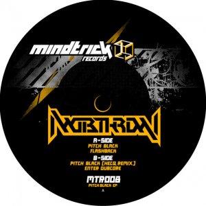 "Mobthrow _ Pitch Black EP _ Mindtrick Records [新12""]"