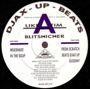 "Like A Tim[ライク・ア・ティム] _ Blitskicker _ Djax-Up-Beats[中古12""]"