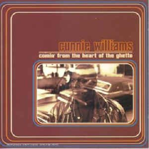 Cunnie Williams _ Comin' From The Heart Of The Ghetto _  Yo Mama's[中古LP/ RARE GROOVE,SOUL]