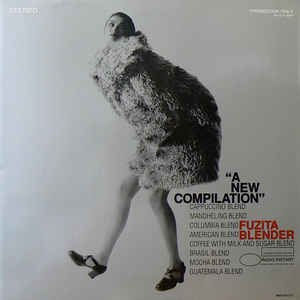 Fuzita Blender[フジタブレンダー] _ A New Compilation _ Radio Instant Laboratory[国内自主中古LP/]