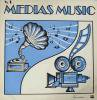 Jacques Ferchit&PatrickMartini _ Medias Music V. 1 _ PGM[輸入中古 LP /SYNTHPOP, EASY LISTENING]