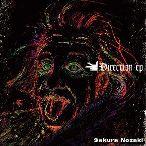 "Sakura Nozaki _ DIRECTION EP  _ OTO RECORDINGS[国内中古12"" / HIPHOP,JAZZ,FUNK,BREAKBEATS]"