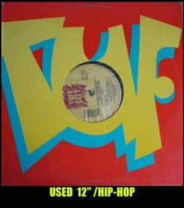 """PHD _ Kick That Shit And Get High / The Grand P.O. _ Tuff City[輸入中古12"""" / HIPHOP ,OLDSCHOOL…"""