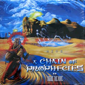 """Hive _ A Chain Of Prophecies _ Phase 4 Records[輸入中古12"""" / JUNGLE ,DnB ,BREAKBEATS]"""