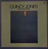 Quincy Jones[クインシージョーンズ] _ Golden Prize _ A&M Records[国内中古LP / FUSION ,JAZZ]