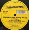 Asend &  The Beat Junkies _ Hard Jazz _  Second Movement[輸入中古12