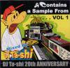 DJ Ta-shi _ Contains a Sample from...[新品MIX]