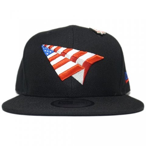 "Planes(Roc Nation) x New Era Snapback Cap ""The Crown American Dream""    Black - 名古屋 Blow Import HIPHOP WEAR SHOP 8649308eafe"