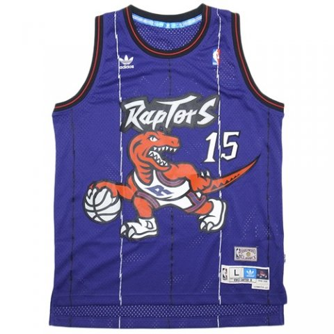 "new product 6c17c 587db adidas Soul Swingman Throwback Jersey ""Toronto Raptors Vince Carter"" /  Purple - 名古屋 Blow Import HIPHOP WEAR SHOP"