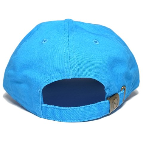 aaa6ca2cbd1 Newhattan 6 Panel Baseball Cap   Turquoise - 名古屋 Blow Import HIPHOP WEAR  SHOP