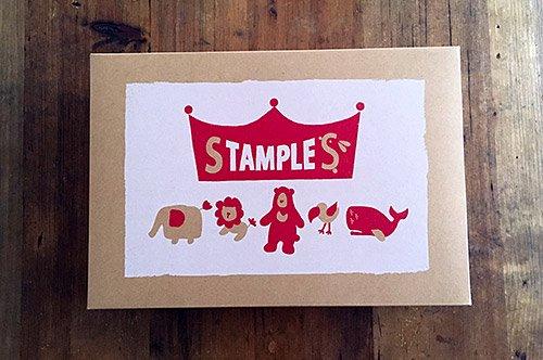 stample スタンプル ベビー食器7点セット_04