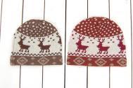 【2010秋冬】s.t.closet s.t.クローゼット ノルディック柄ニット帽