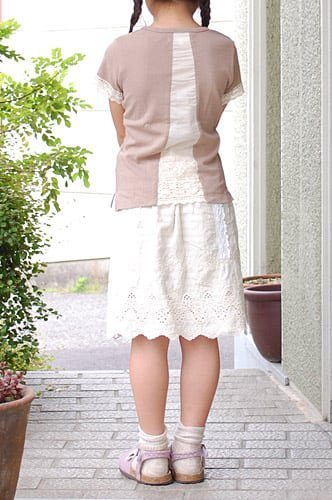s.t.closet s.t.クローゼット 【2011春夏】後ろ切替プリントTシャツ_02