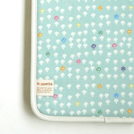 champignon シャンピニオン 母子手帳ケース ブルーサーフ_02